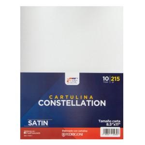 CARTULINA CONSTELLATION FAST 215GR. PX10 CARTA E02 SATIN