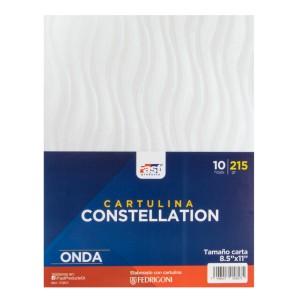 CARTULINA CONSTELLATION FAST 215GR. PX10 CARTA E46 ONDA
