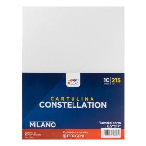 CARTULINA CONSTELLATION FAST 215GR. PX10 CARTA E/R59 MILANO