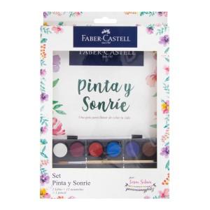 SET FABER CASTELL 576915 PINTA Y SONRIE (5)