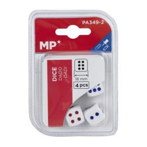 DADOS MP PA349-2 PX4 DE 18MM (20X12)