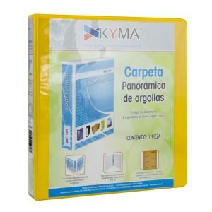 CARTAPACIO KYMA C/FUNDA 1″ AMARILLO (12)
