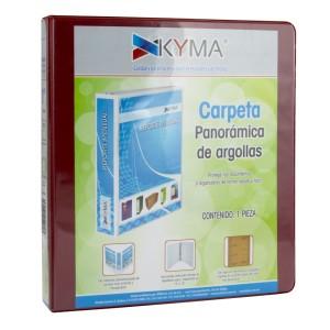 CARTAPACIO KYMA C/FUNDA 1″ VINO (12)