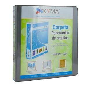 CARTAPACIO KYMA C/FUNDA 1″ GRIS (12)