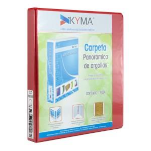 CARTAPACIO KYMA C/FUNDA 1″ ROJO (12)
