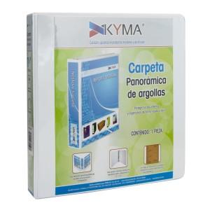 CARTAPACIO KYMA C/FUNDA 1 1/2″ BLANCO (12)