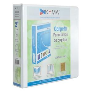 CARTAPACIO KYMA C/FUNDA 2″ BLANCO (12)