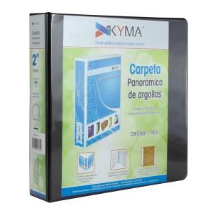 CARTAPACIO KYMA C/FUNDA 2″ NEGRO (12)