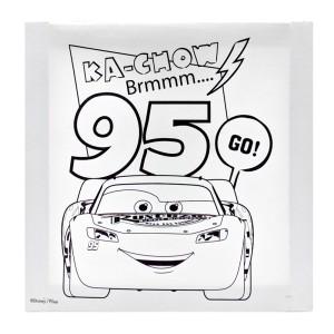 BASTIDOR DE VINIL FUUN 745 CARS (2X48)