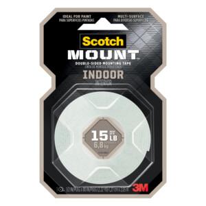 CINTA ADHESIVA SCOTCH 110H MOUNTING INTERIORES 1/2″X80″ (24)