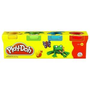 PLAY DOH B5517 4-PACK