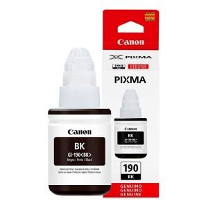 TINTA CANON GI-190BK BLACK P/G3100-G2100 (135ML)