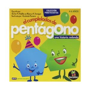 LIBRO CUENTOS EDUCATIVOS PENTAGONO METTA 3104