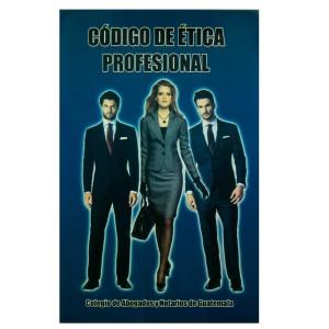 LIBRO CODIGO DE ETICA PROFESIONAL