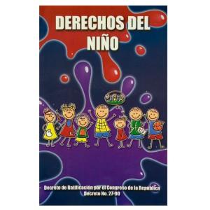 LIBRO LEY DERECHOS DEL NIÑO