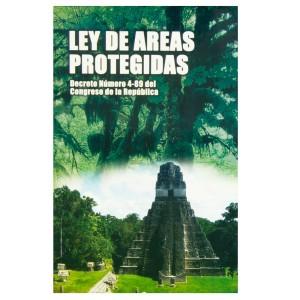 LIBRO LEY AREAS PROTEGIDAS