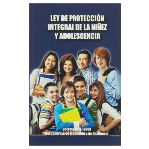 LIBRO LEY PROTECCION INTEGRAL DE LA NIÑEZ Y LA ADOLESCENCIA
