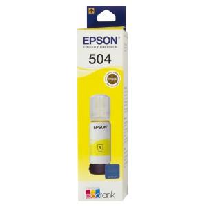 TINTA EPSON T504420 P/L4150/L6171 YELLOW (70ML)
