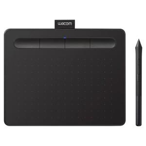 TABLET WACOM INTUOS BASIC SMALL BLACK CTL4100