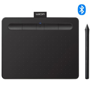 TABLET WACOM INTUOS COMFORT SMALL BLACK BLUETOOTH MPN CTL4100WLKO-AX