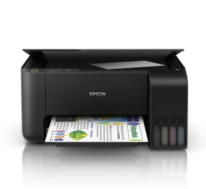 IMPRESORA EPSON MULTIF. L3110 COPY/SCAN/PRINTER (C/CABLE)