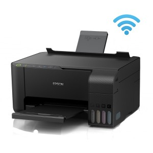 IMPRESORA EPSON MULTIF. L3150 COPY/SCAN WIFI (C/CABLE)