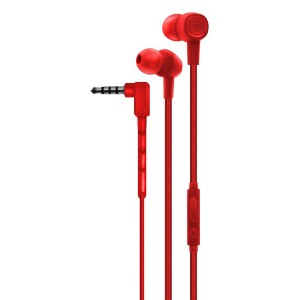 AUDIFONOS MAXELL SIN-8 SOLID EARBUD FUJI RED
