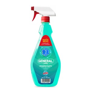 DESINFECTANTE GENERAL CARE LIQUIDO   720 ML.(12) 2