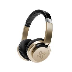 AUDIFONOS KLIPX KHS-851GD AKOUSTIK GOLD